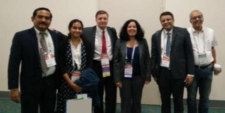 Indian delegates